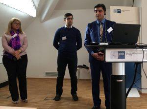 Präsentation Aserbaidschan bei der IHK zu Leipzig